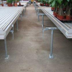 Rolltisch 6.00 x 1.80m, Ebb&Flut Anschluss- formosa03